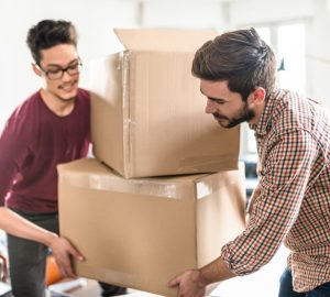 students moving into new apartment with new hidden costs