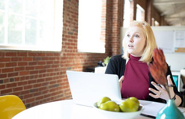 Stephanie Ruby, Wells Fargo Student Loan Consultant