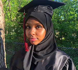 Photo of Asiya Abdulkadir